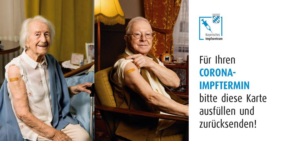 Bild Bayerisches Impfzentrum