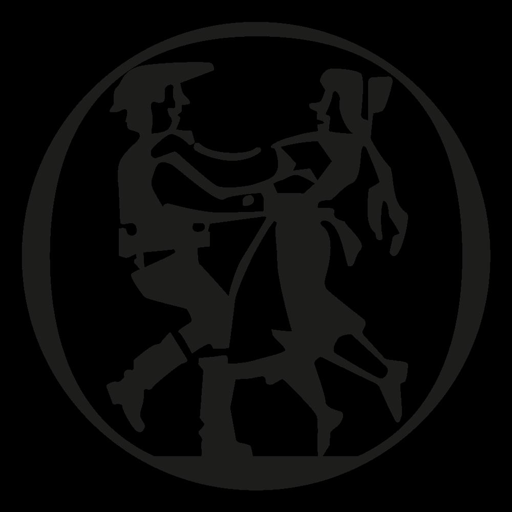 Logo Volkstanzgruppe Gefrees