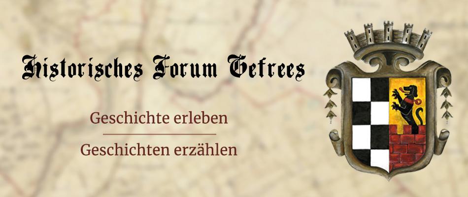 Bildtafel Historisches Forum Gefrees